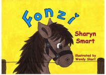 Fonzi by Sharyn Smart